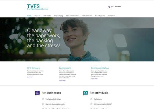 tvfs-web-development-melbourne